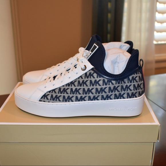 michael kors ace sneakers